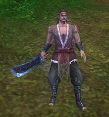 Monstro 02 Bandido Louluó