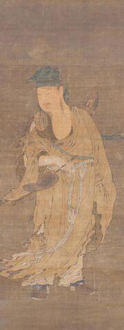 The Daoist Immortal Lü Dongbin