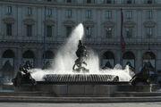 Fountain of Naiads, Piazza della Repubblica