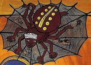 Anansi araña