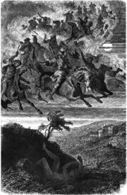 Wodan's wilde Jagd by F. W. Heine