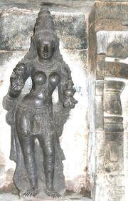 Mohini with amrit