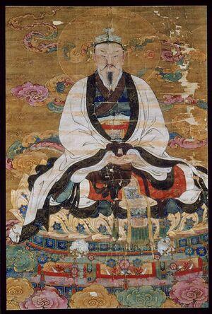 Jade Emperor. Ming Dynasty