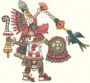 Quetzalcoatl magliabechiano
