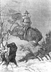 Odin's hunt
