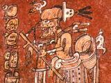 Dioses de la muerte maya
