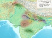 Mahajanapadas (c. 500 BCE)
