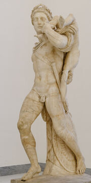 Achilles Troilus MAN Napoli Inv5999