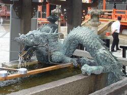 Dragon kiyomizu