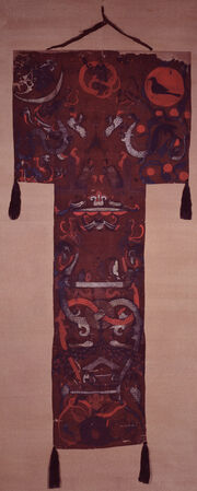 Mawangdui silk banner from tomb no1
