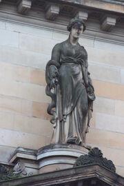 Hygieia by Alexander Handyside Ritchie, College of Physicians, Queen Street, Edinburgh