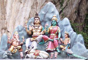 Family of Shiva