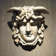 Mask of Gorgon Medusa