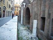 Pigna Basilica di Nettuno a via della Palombella 1000298
