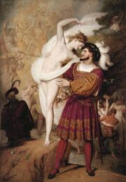 Richard Westall - Faust and Lilith