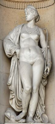 Circe Gumery cour Carree Louvre