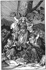 The Norns by H. L. M