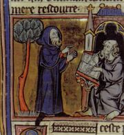 Merlin (illustration from middle ages)