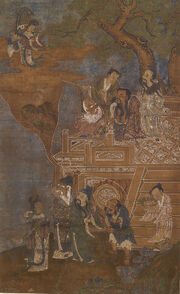 Chinese - The Eight Immortals - Walters 3535