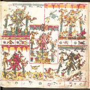 Codex Borgia page 27