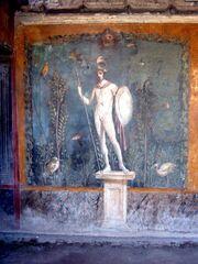 Mural warrior