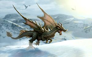 Running-dragon