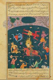 Imam Ali and the Jinn