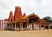 Nallur Kandasamy front entrance