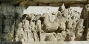 Arch of titus - imperial cortege