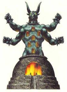 Resultado de imagen para baal moloch sacrificios