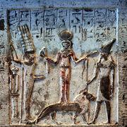 Estela de Qadesh fragmento superior