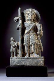 Kumara, The Divine General LACMA M.85.279.3