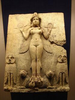 Reina de la noche (Babilonia)