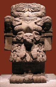 20041229-Coatlicue (Museo Nacional de Antropología) MQ-3
