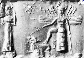Ishtar | Wiki Mitología | Fandom