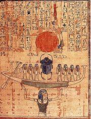 Nun barca solar