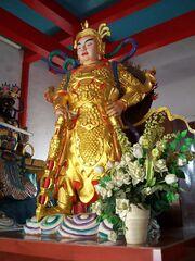 Skanda Bodhisattva