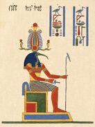 Thoout, Thoth Deux fois Grand, le Second Hermés, N372.2A