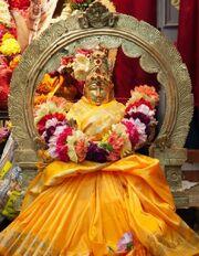 Devi Bhuvaneswari at Parashakthi Temple