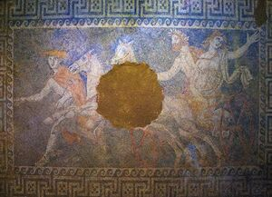 The Abduction of Persephone by Pluto, Amphipolis