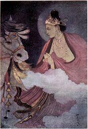 Departure of Siddhartha