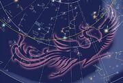 Zhu Que constelación