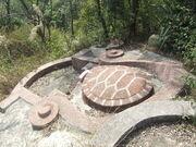 Lingshan Islamic Cemetery - turtle tomb - DSCF8473