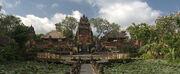 Pura Taman Saraswati (Ubud, Bali, Indonesia)