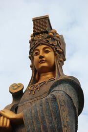 Mazu statue
