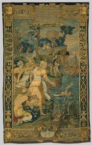 The Drowning of Britomartis, 1547–59