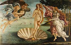 640px-Sandro Botticelli - La nascita di Venere - Google Art Project - edited