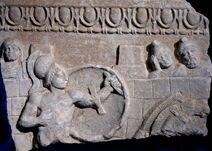 Sarcophagus Hector MNA Reggio Calabria