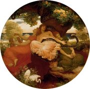 Frederic Leighton - The Garden of the Hesperides