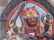 Kal Bhairav - Bhairava (Katmandou) (8602993604)
